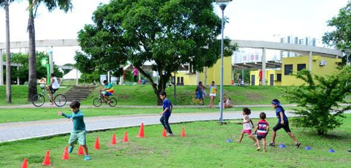 Santana and Macaxeira Urban Parks