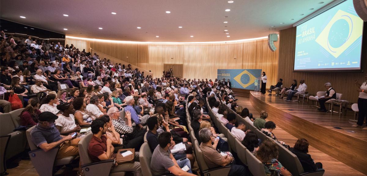 Plataforma 2018: Brasil do Amanhã