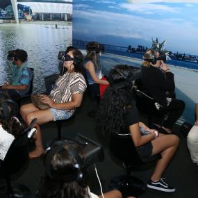 Museu do Amanhã leva experiência imersiva inédita para o 8º Fórum  Mundial da Água