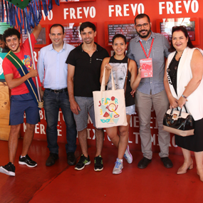 PAÇO DO FREVO REACHES HALF A MILLION VISITORS