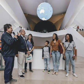 Museum Of Tomorrow Reaches The Three Million Visitors Mark / Photo: Guilherme Leporace